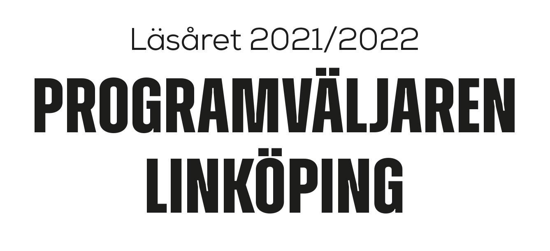 Programväljaren Linköping Logotyp